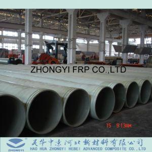 El tubo de fibra de vidrio de alta calidad FRP/GRP tubo cuadrado redondo