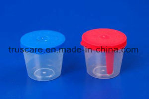Esterilizar o copo de urina Recipiente de urina com marcação CE e ISO aprovado