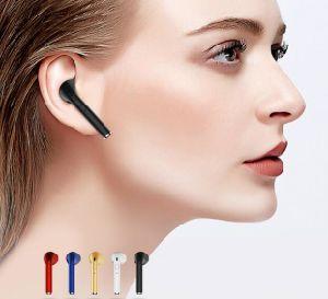 2018 Auricular Venta caliente I7 de Tws auriculares inalámbricos auriculares con micrófono