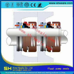 Sh-Bu-28&Sh-Bl-28 mechanische Verbinding voor Pomp Flygt