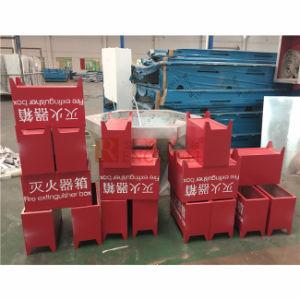 PVDF Coating Zoll-bildete Aluminum Panel für Fire Extinguisher Box