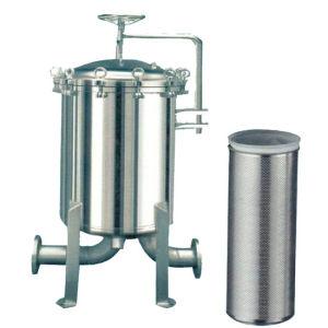 1gpm-100gpm Ss304/316 Beutelfilter-Gehäuse für Trinkwasser-und Swimmingpool