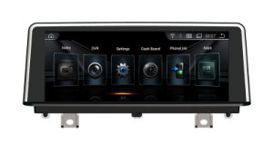 Interface de vídeo do sistema para 10.25Scree antirreflexo HD BMW 3 F30 BMW 4 F32 NBT