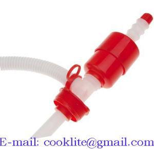 Bomba manual de Fole Transferencia Liquidos / bomba
