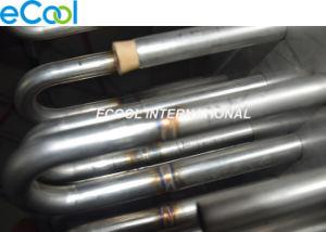 カスタマイズされたサイズ/容量のオイルクーラーのひれそして管の熱交換器