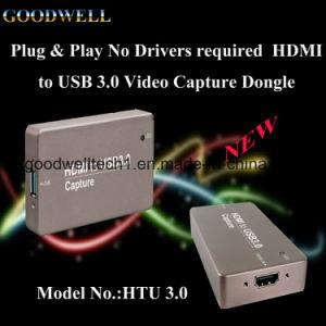 USB3.0捕獲への金属の箱HDMI