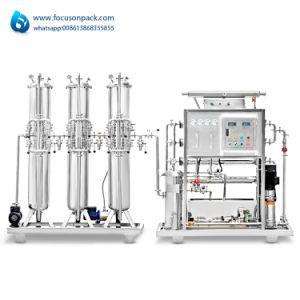 De drinkende Machine van het Systeem van de Behandeling van het Mineraalwater