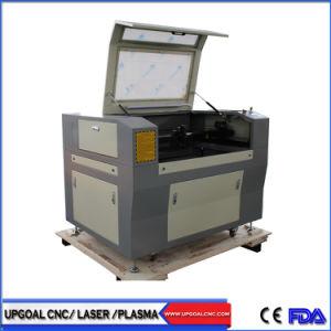 Sello de goma dura y blanda grabado con láser de CO2 Máquina de grabado