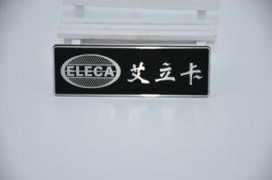 Custom de aluminio/metal/metal/insignia identificativa de grabado