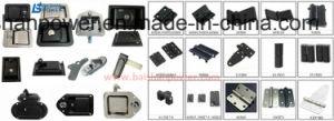 Los accesorios relacionados con el generador de bloqueo, parada de emergencia, Nop, bisagra de puerta