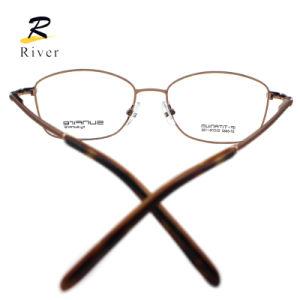 8682 Titânio Hotsale mulheres óptica topo óculos de Designer Armações de óculos