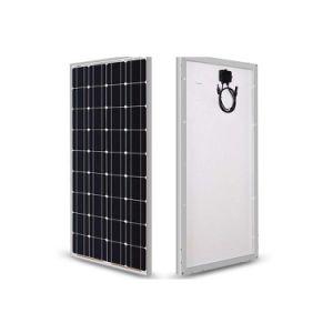 110W monocristallin solaire PV Module alimentation du système du panneau solaire