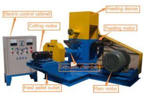 Fabricant de poisson flottant processus alimentaire Mill Making Machine/petit animal les aliments pour volaille Pellet extrudeuse