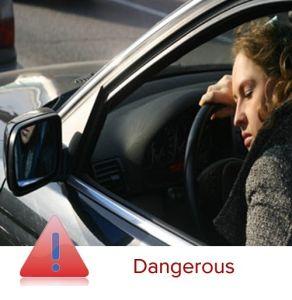 Vender Anti-Sleep caliente alarma para el conductor Hw-Z006b de la alarma del controlador