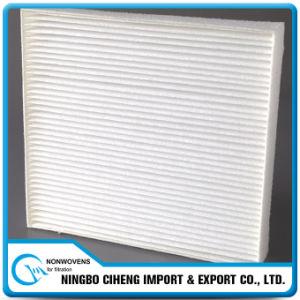 Pano de filtro não tecido Rolls do ar do conjunto do saco de filtro da poeira da tela