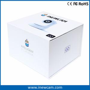 Auto-Tracking PTZ 1080P/OEM ODM câmara IP sem fio com 128 g de slot de cartão SD