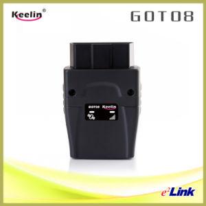 Mehrfaches Auto alarmiert GPS-Verfolger mit online aufspüren (GOT08)