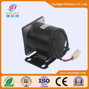 24V/12V/36V/180V/220V 80mm Pincel de DC Motor Eléctrico