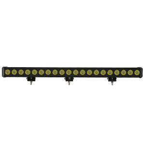 LEIDENE Lichte Staaf voor 4X4 van Enige Rij van de Auto van de Weg de Drijf200W