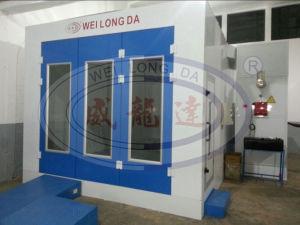 Cabina automatica standard della vernice di cottura del corpo di automobile Wld8200
