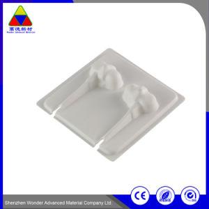 カスタムサイズの電子製品のための透過プラスチック包装の皿