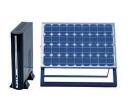 태양 광전지 체계 100w (EN-SG100)