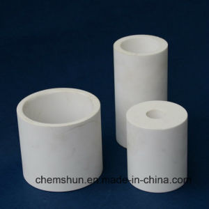 灰の取り外しのパイプラインのための耐久力のある陶磁器の肘の管はさみ金