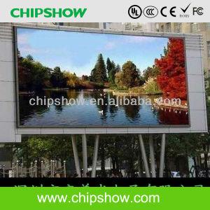 Affichage LED Chipshow Outdoor (P10 de la publicité de l'écran à affichage LED)
