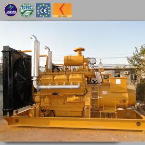 На базе газогенератора метана биогаза баллона СПГ природного газа