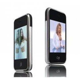 Telefono mobile I68 dello schermo di tocco