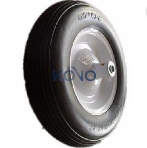 4.00-8 Wheelbarrow를 위한 PU Foam Wheel