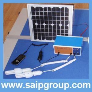 10W compacto Sistema de Energia Solar/Gerador de Energia Solar (SP-20)