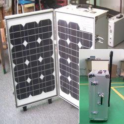 Bewegliches SolarStromnetz