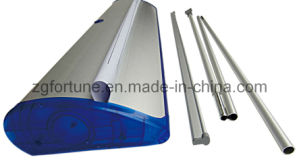Wide Base Aluminium Roll up Banner Stand (tipo 18)