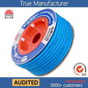 Tubo de PVC flexible, manguera del tubo de aire de alta presión (SK-1320GYQG-30M) azul