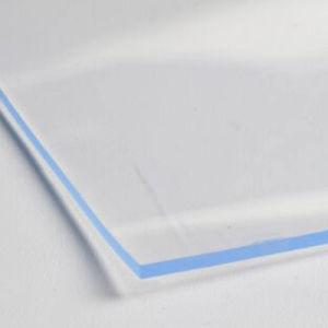 De transparante hard 1  Dikke Plastic Fabrikant van het Blad pvc