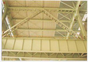 Edificio del taller de la estructura de acero (SS-543)