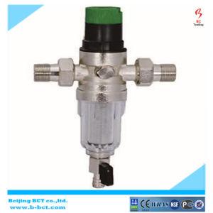 Cor de níquel, Alta Eficiência 99% Água Pre-Filters