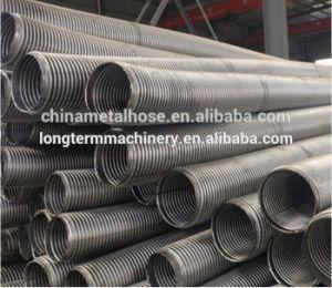 Slang van het Flexibele Metaal van het roestvrij staal de Ingewikkelde/Spiraalvormige
