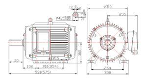 300W-1000kw Horizontal Axis Wind Generator 또는 Permanent Magnet Generator
