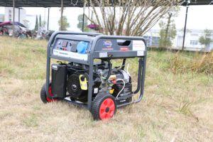 Llave de arranque eléctrico Professional 5kVA Generador Gasolina