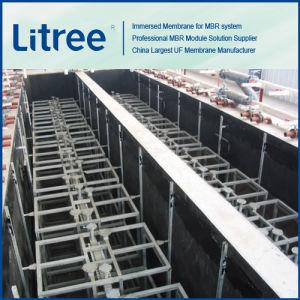 De Machine van de Behandeling van het Water van het Membraan van de ultrafiltratie voor het Industriële Afvalwater van de Binnenlandse Riolering