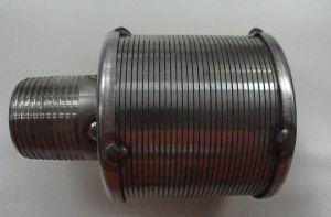 SUS304 316filterのノズル/ウェッジワイヤーフィルター素子