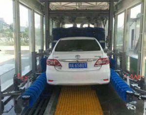 Johor tipo túnel de lavagem automática a máquina