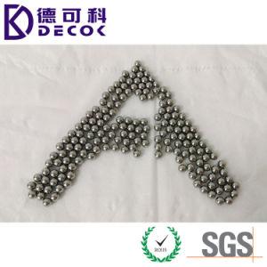 AISI 52100 0.3435 8.725mm Esfera de aço cromo-G100 para as Peças do Rolamento
