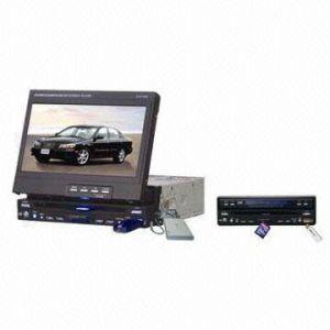 7 인치 접촉 스크린 차 DVD 플레이어 (CS9019)