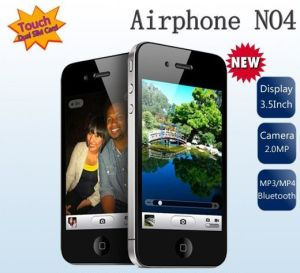 4ª Airphone Telefone (N4)