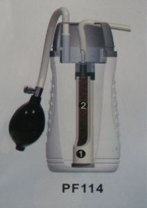 Outdoor/Portable Water Filter Kettle (PF114) -2