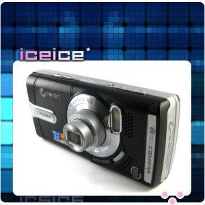 Geopende Telefoon van de Cel SIM van TV van de tri-band de Dubbele (B8000)