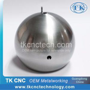 Стальной лист цвет лампы для изготовителей оборудования с металлическими Hydroforming вращается с ЧПУ